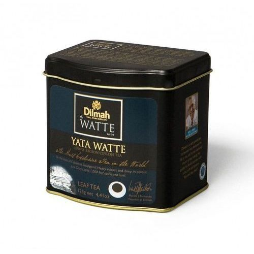 Dilmah Herbata czarna yata watte puszka 125g