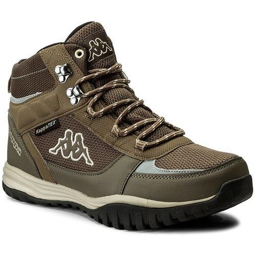 Trekkingi KAPPA - Mountain Tex 242369 Brown/Beige 5041
