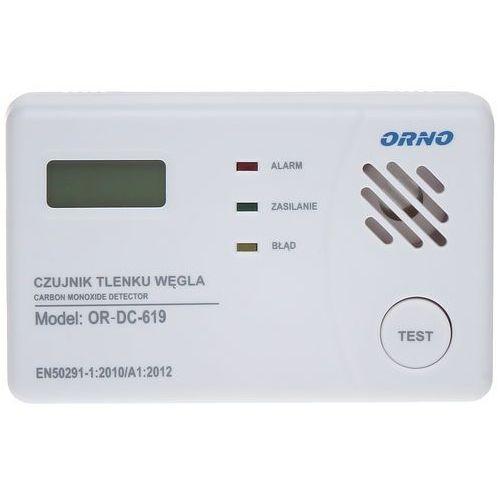 Czujnik tlenku węgla ORNO OR-DC-619 (5901752484245)