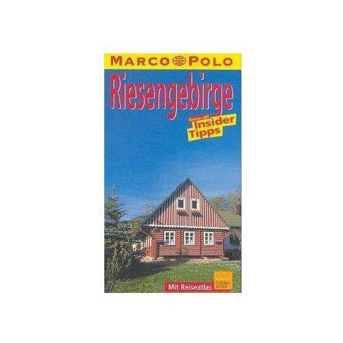 Riesengebrige (Karkonosze)-Przewodnik Marco Polo (opr. miękka)