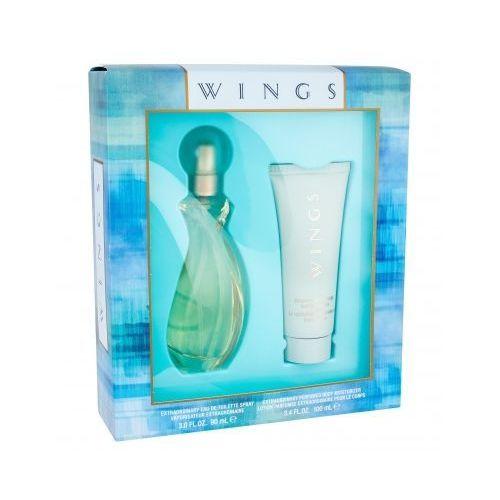 wings zestaw dla kobiet marki Giorgio beverly hills