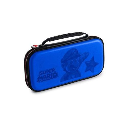 Etui game traveler deluxe traveler case niebieskie do nintendo switch marki Big ben