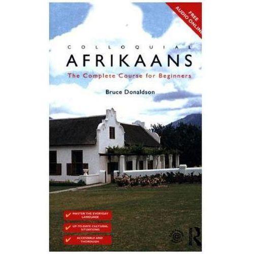 Colloquial Afrikaans, Donaldson, Bruce