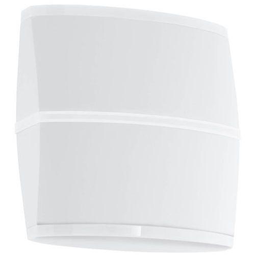 Eglo Kinkiet lampa ścienna perafita 2x6w led biały 96006