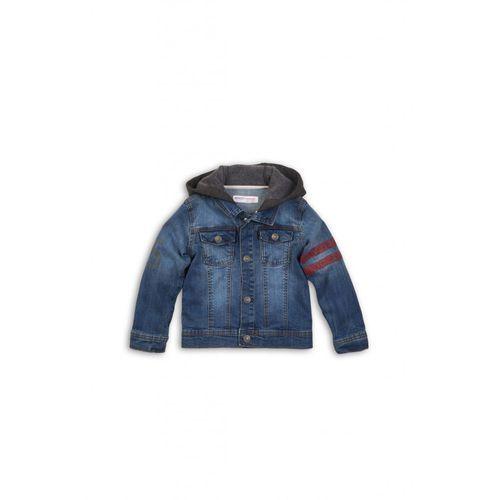 Minoti Jeansowa kurtka chłopięca 1a34a3