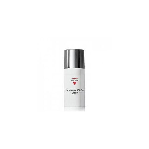 Arkana Lactobionic 4% Eye Cream, krem pod oczy z kwasem laktobionowym, 15ml