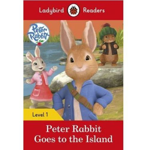 Peter Rabbit: Goes To The Island - Ladybird Readers Level 1 (2016)