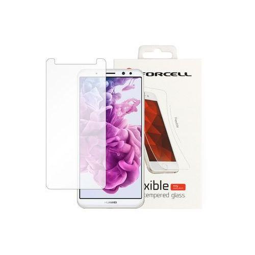 Huawei mate 10 lite - szkło hartowane flexible glass marki Forcell