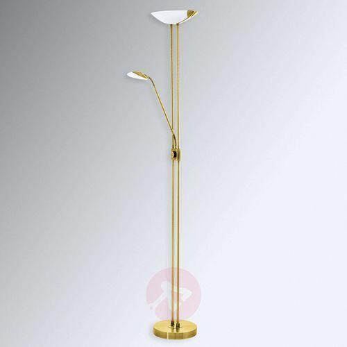 Eglo 93877 - LED Lampa ze ściemniaczem BAYA 1 LED/20W + LED/2,5W, 93877