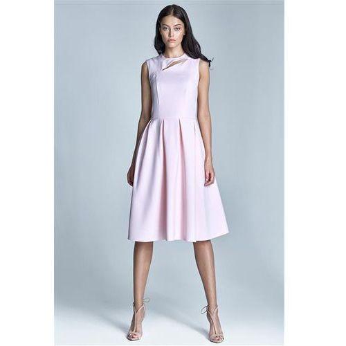 Sukienka Model Ann S73 1216 Pink