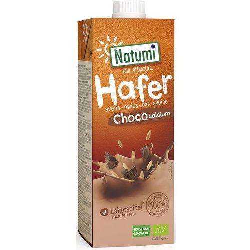 Natumi Mleko owsiano - czekoladowe z wapniem bio 1l -