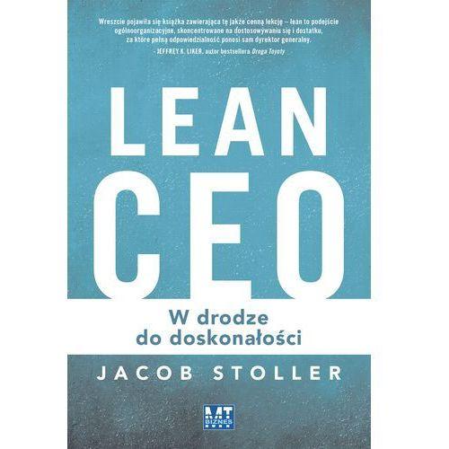 Lean CEO, oprawa twarda