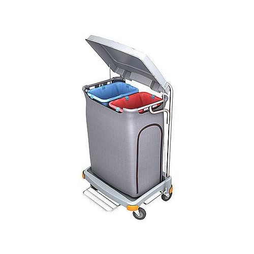 Splast Wózek na odpady z tworzywa sztucznego tsop-0020