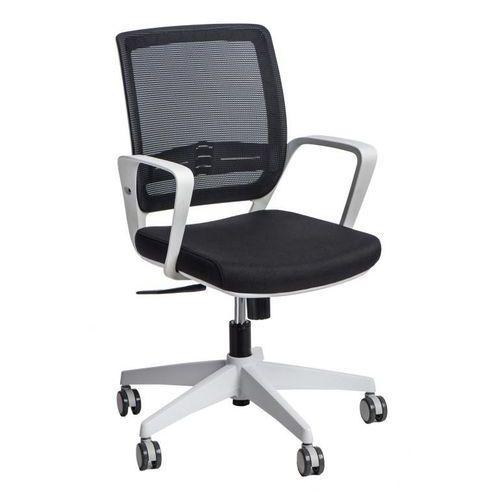 Fotel biurowy Seca G czarny/czarny, 111885