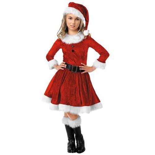 Gam Kostium mikołajka dla dziewczynki - xs - 92/104 cm (5902557253197)