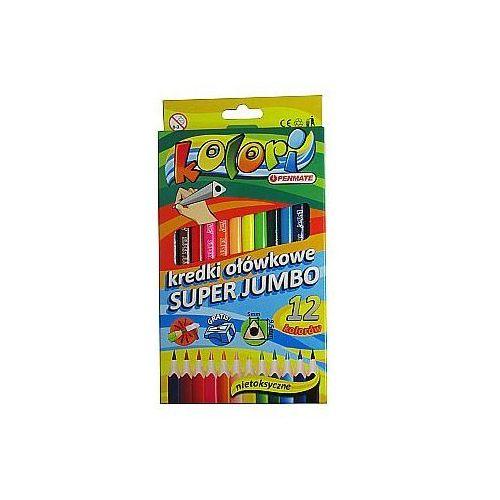 Kredki ołówkowe Kolori 12 kolorów (5906910816487)