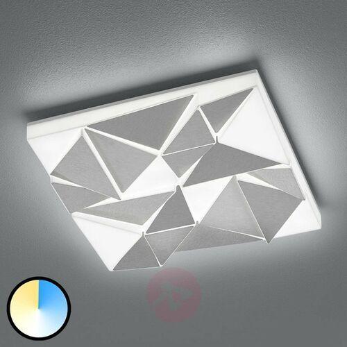 Lampa Sufitowa Trio Leuchten TRINITY LED Aluminium, 1-punktowy - Nowoczesny - Obszar wewnętrzny - TRINITY - Czas dostawy: od 3-6 dni roboczych (4017807414813)