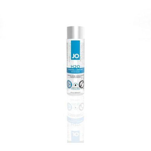 Jo h2o lubrykant chłodzący 120 ml   100% dyskrecji   bezpieczne zakupy marki System jo