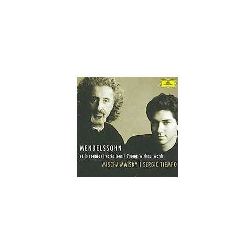Mendelssohn: Cello Sonatas / Variations / 7 Songs Without Words
