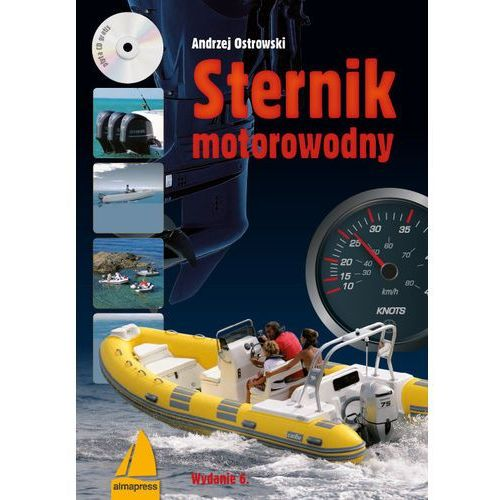 Sternik motorowodny + CD, Alma-Press