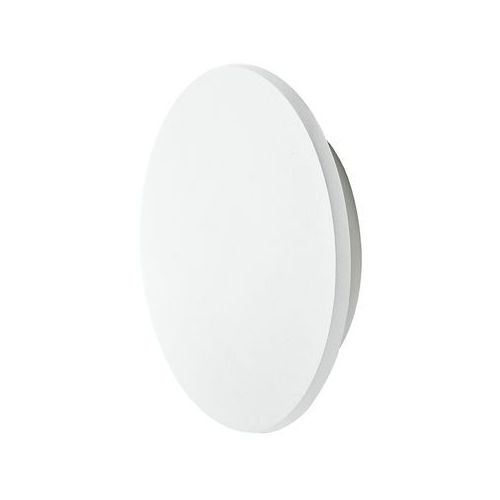 Azzardo kinkiet/lampa ścienna led ancona m biały gw-8663m