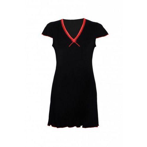 Koszula Nocna Model VHL-Lea Black