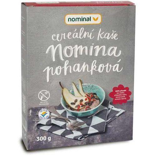 Kaszka instant zbożowa gryczana 300g marki Nominal