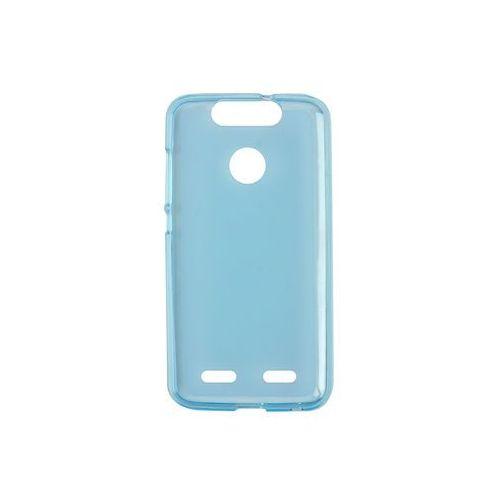 ZTE Blade V8 Lite - etui na telefon FLEXmat Case - niebieski, ETZT628FLMTBLU000