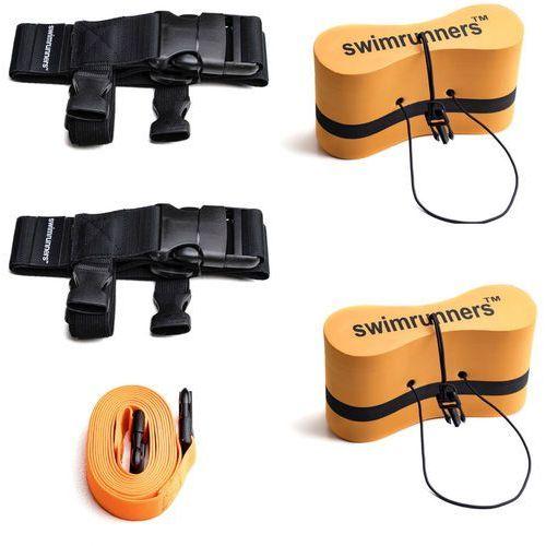 Swimrunners guidance pomarańczowy l/l 2018 akcesoria pływackie i treningowe (5713805030367)