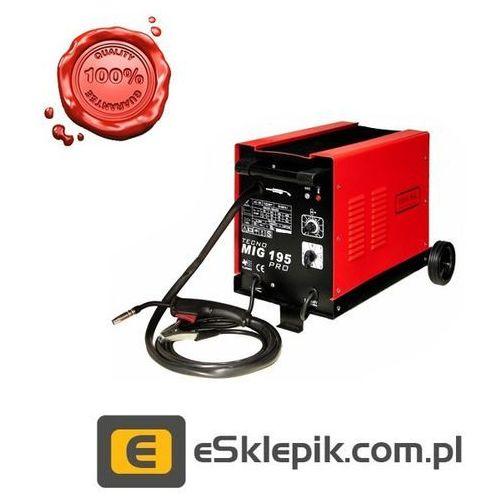 Ideal TECNOMIG 195 PRO - Półautomat MIG/MAG