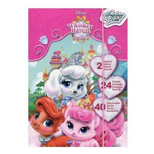 FANTASY BOOK Szkicownik Whisker Haven - TM Toys (5908273081717)