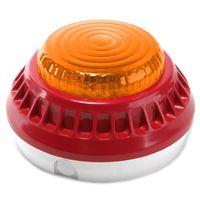 SO-Pd11/P Sygnalizator optyczny z zespołem diod LED, kolor klosza pomarańczowy
