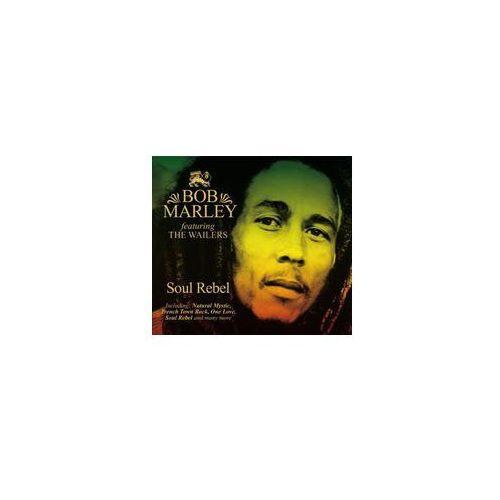 Massacre Soul rebel - marley featuring the wailers, bob (płyta cd)