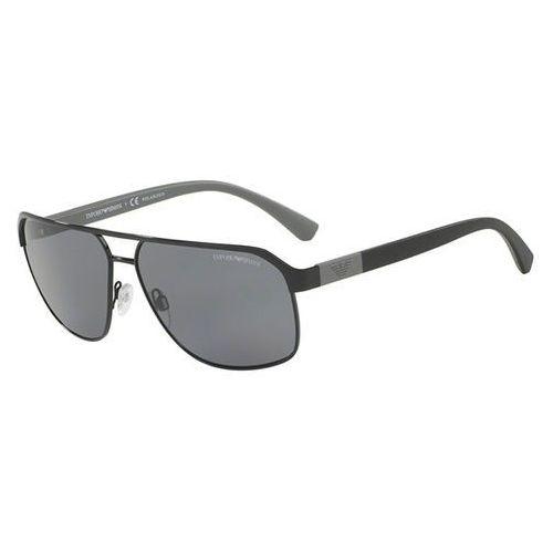 Okulary słoneczne ea2039 polarized 301481 marki Emporio armani