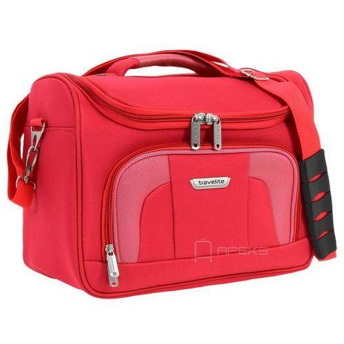 47bc2518a6f1c orlando kuferek podróżny   kosmetyczka 19l   czerwony - czerwony marki  Travelite - Sprawdź teraz!