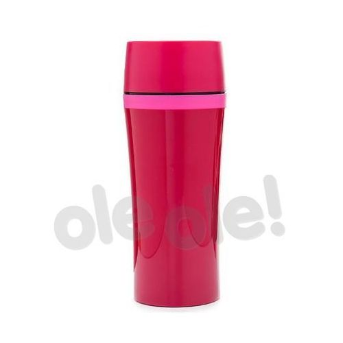 k3072114 travel mug fun 0,36l (różowy) marki Tefal