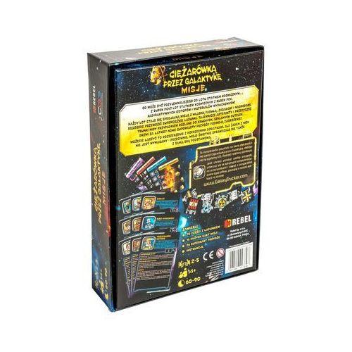 Rebel Gra Ciężarówką przez Galaktykę: Misje, 0268-62176