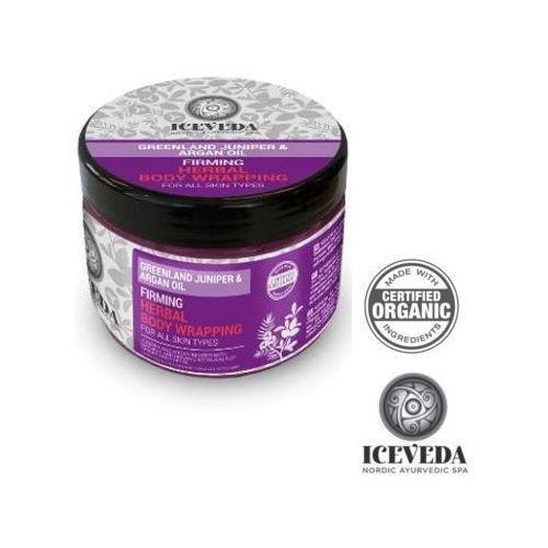 Iceveda - jałowiec grenlandzki i olaj arganowy - okłady do ciała, ICV10