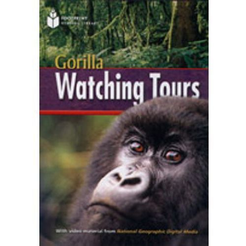Gorilla Watching Tours + MultiROM Footprint Reading Library 1000 Headwords (2008)