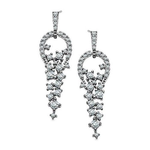 Biżuteria yes Scarlett - srebrne kolczyki z cyrkoniami