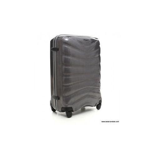 8668f71d116ad SAMSONITE duża walizka XL z kolekcji FIRELITE 4 koła zamek szyfrowy z  systemem TSA wykonane z materiału w opatentowanej technologii Curv