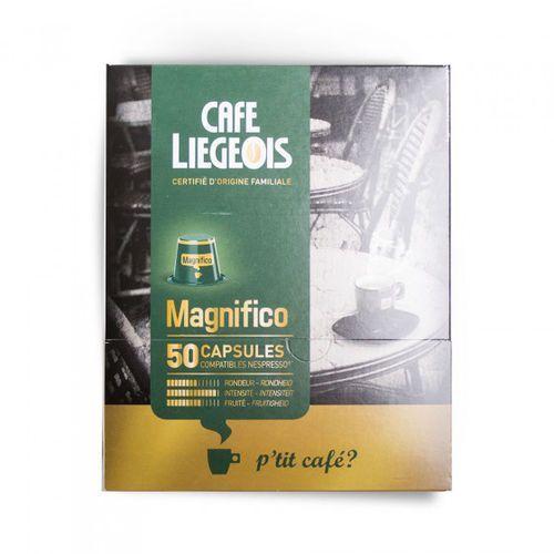 Café liégeois Kawa w kapsułkach cafe liegeois