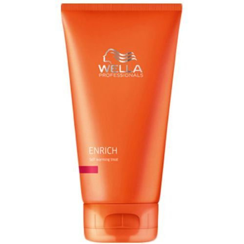 Wella enrich self-warming treat maska termiczna marki Wella professionals