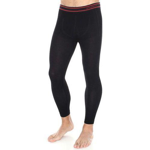 Spodnie męskie Active Wool długa nogawka LE11710 Brubeck - Czarny, kup u jednego z partnerów