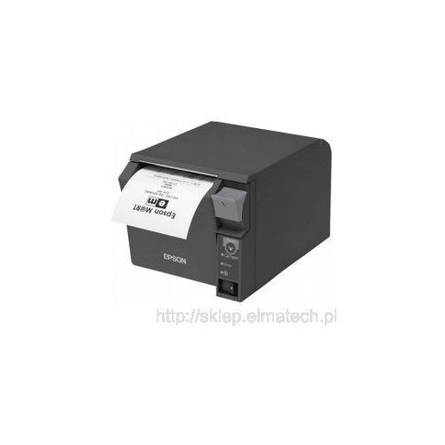 Epson TM-T70II, powered-USB, ciemnoszara, C31CD38024B0