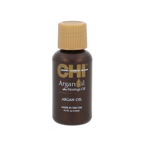 Farouk systems chi argan oil plus moringa oil olejek i serum do włosów 15 ml dla kobiet