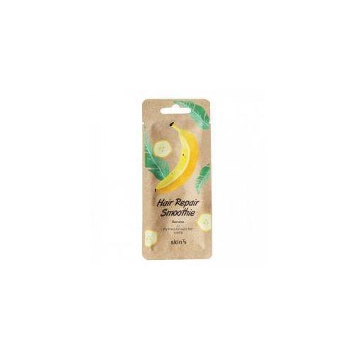 Skin79 hair repair smoothie, regenerująco-odżywcza maska do włosów, banana, 20ml