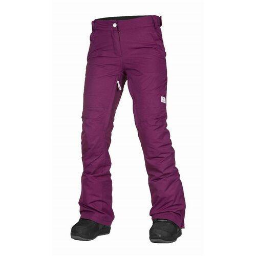 Spodnie - stamp pant plum (306) rozmiar: s marki Clwr