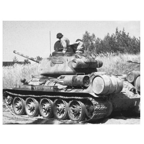 ITALERI Russian Tank T 3 4/85 - Italeri, 5_507935