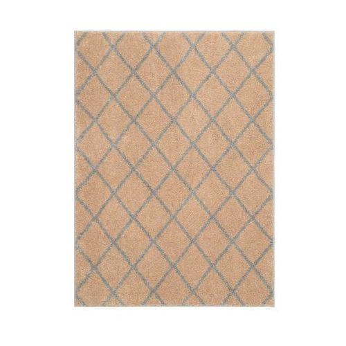 Agnella Dywan shaggy lumi różowy 160 x 220 cm (5901760186681)